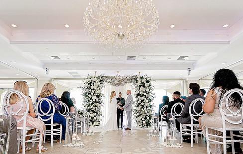 Ceremonies at Crystal Ballroom