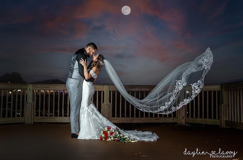 Wedding Photography at Crystal Ballroom on the Lake