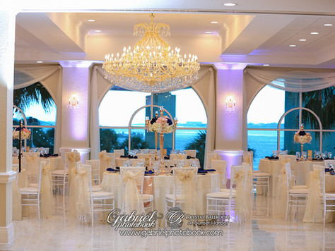 Food Manager in the Wedding Venue