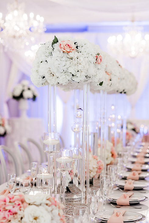 Quinceanera Party at Crystal Ballroom