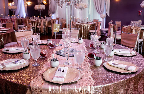 Fully Designed Banquet Hall