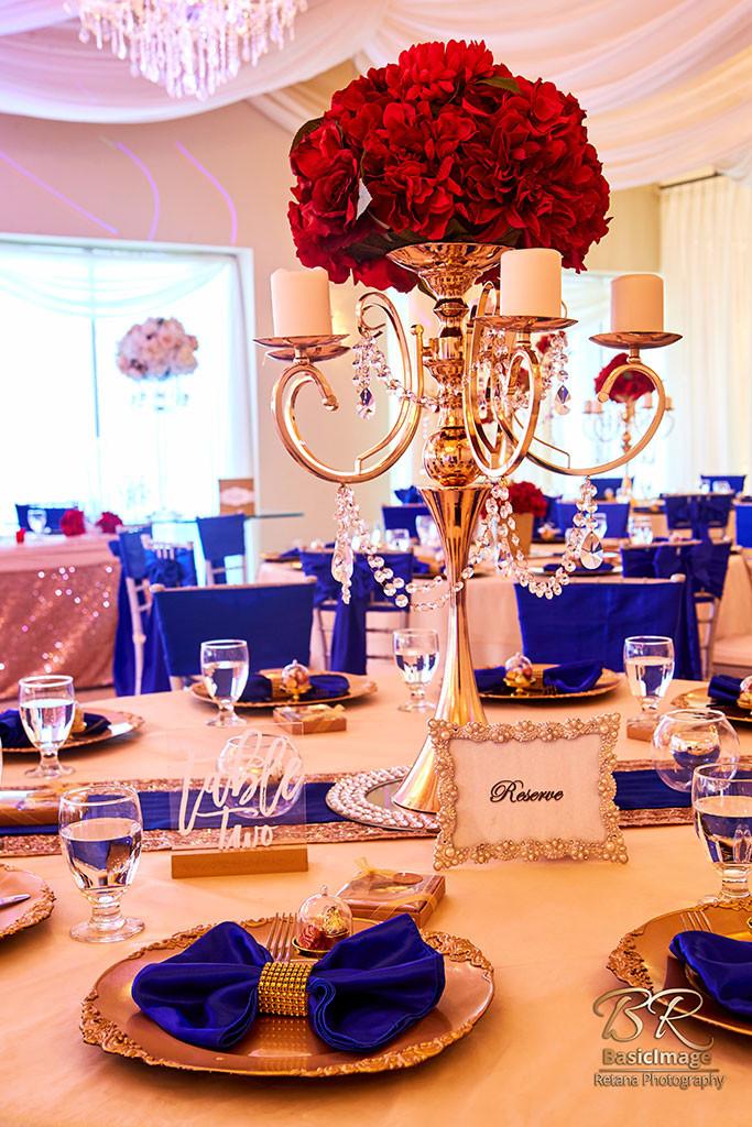 Wedding Themes at Crystal Ballroom