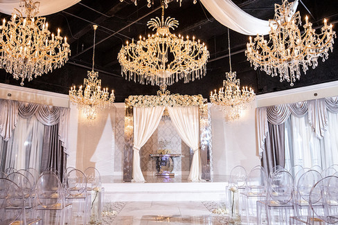 Crystal Ballroom BeachPlace Wedding Venue