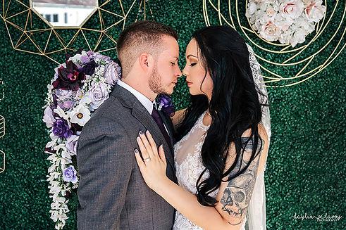 Wedding DJ at Crystal Ballroom