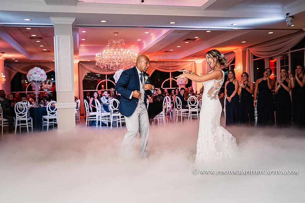 Wedding Entertainment at Crystal Ballroom at Sunset Harbor