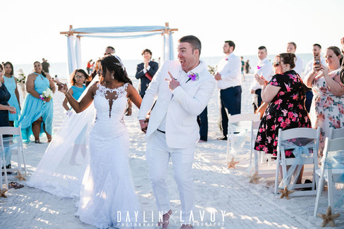 Crystal Ballroom Clearwater beach weddings