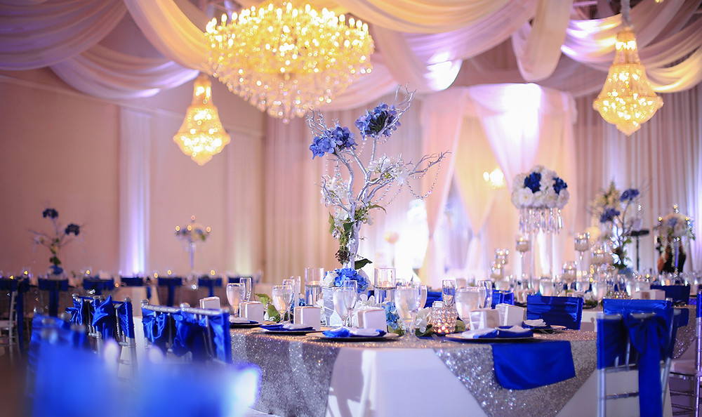 Designing Small Weddings