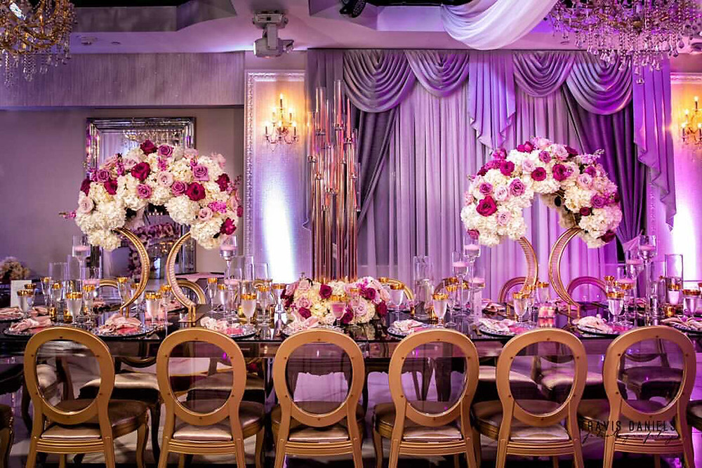 Crystal Ballroom BeachPlace Wedding Venue