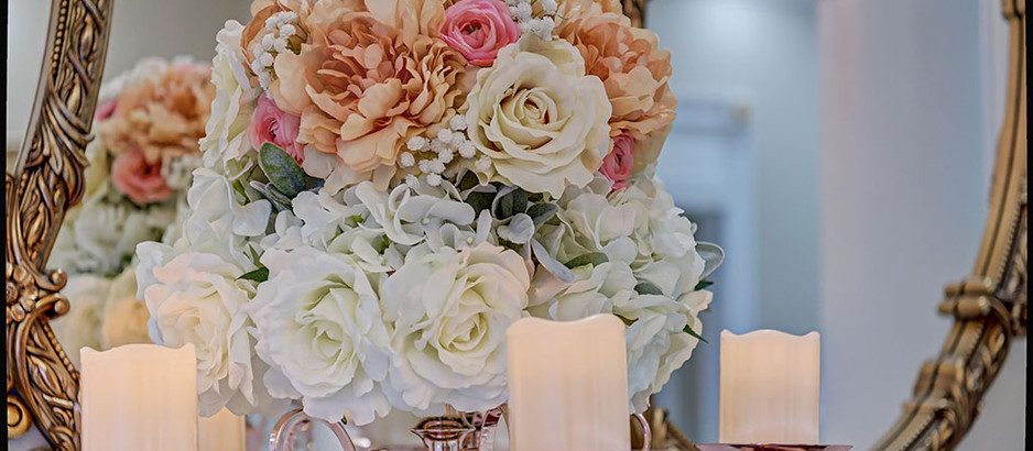 Think About Your Wedding Flowers