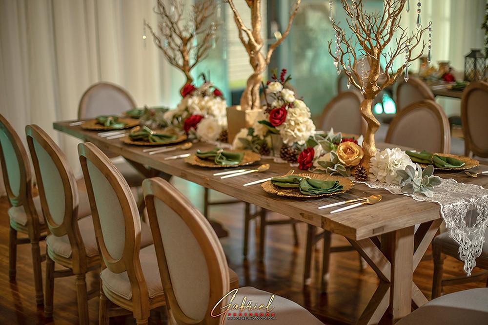 Gardenias are Winter Wedding Flowers