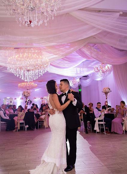 Wedding DJ at Crystal Ballroom North Tampa