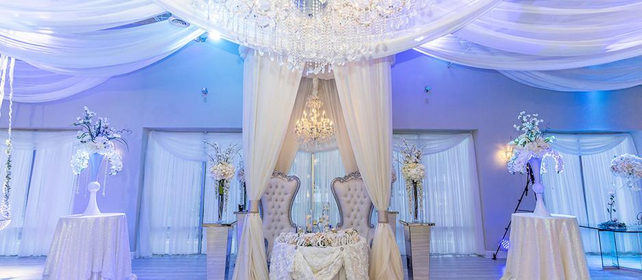 Designing Your Wedding Venue