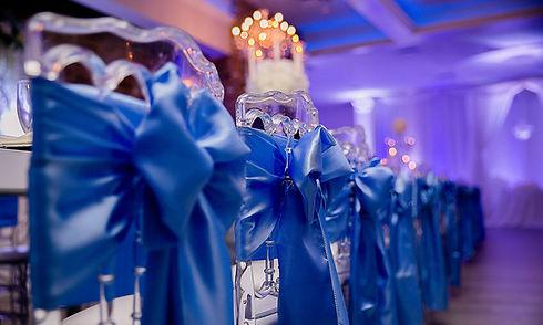 Fully Designed Wedding Venue