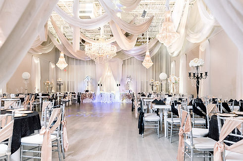 The Crystal Ballroom Wedding Venue