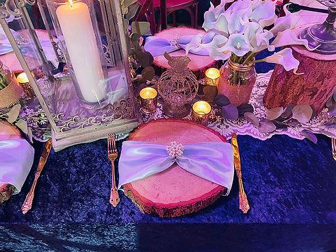 Rent Wedding Decor at Crystal Ballroom