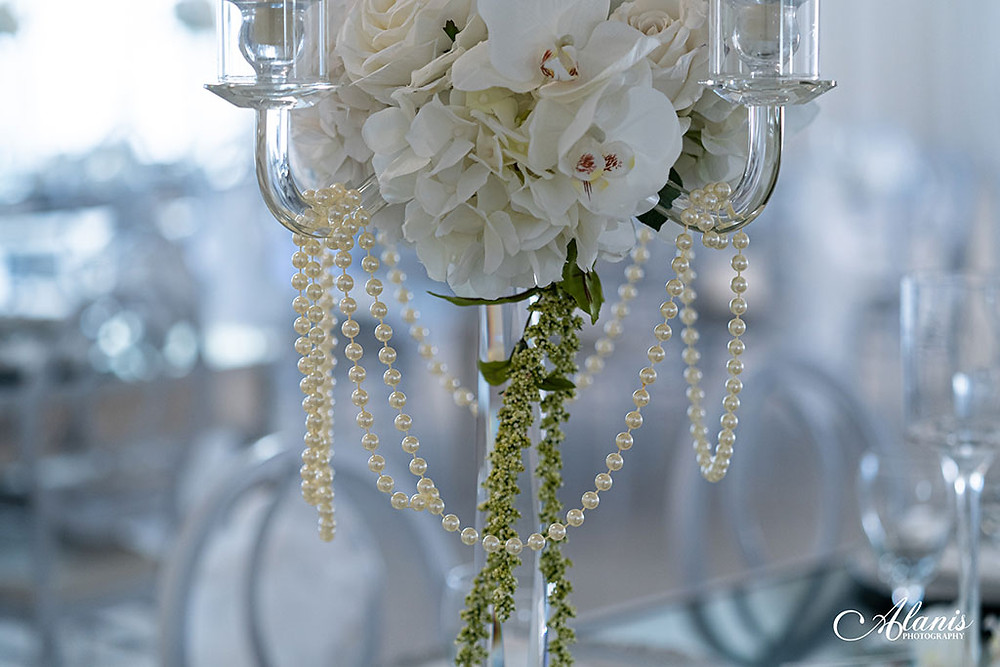 Wedding Décor Ideas at Crystal Ballroom Brandon