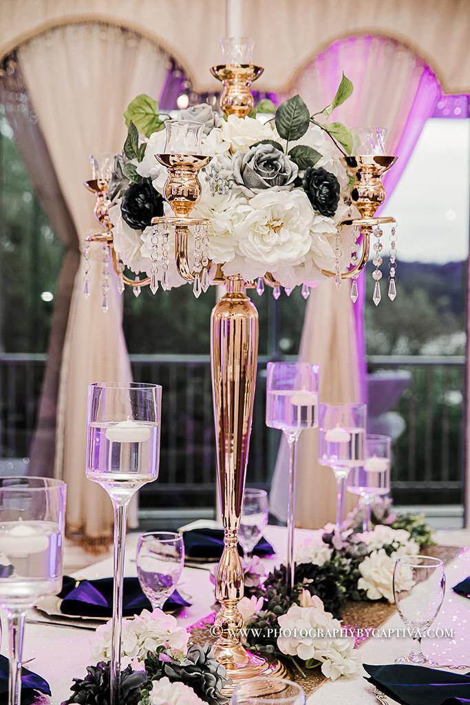 Wedding Day at Crystal Ballroom on the Lake