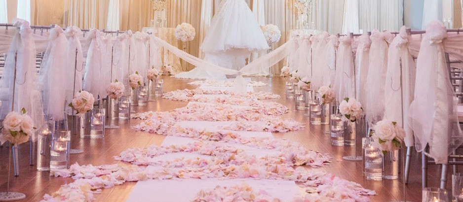 Roses at Your Wedding Venue