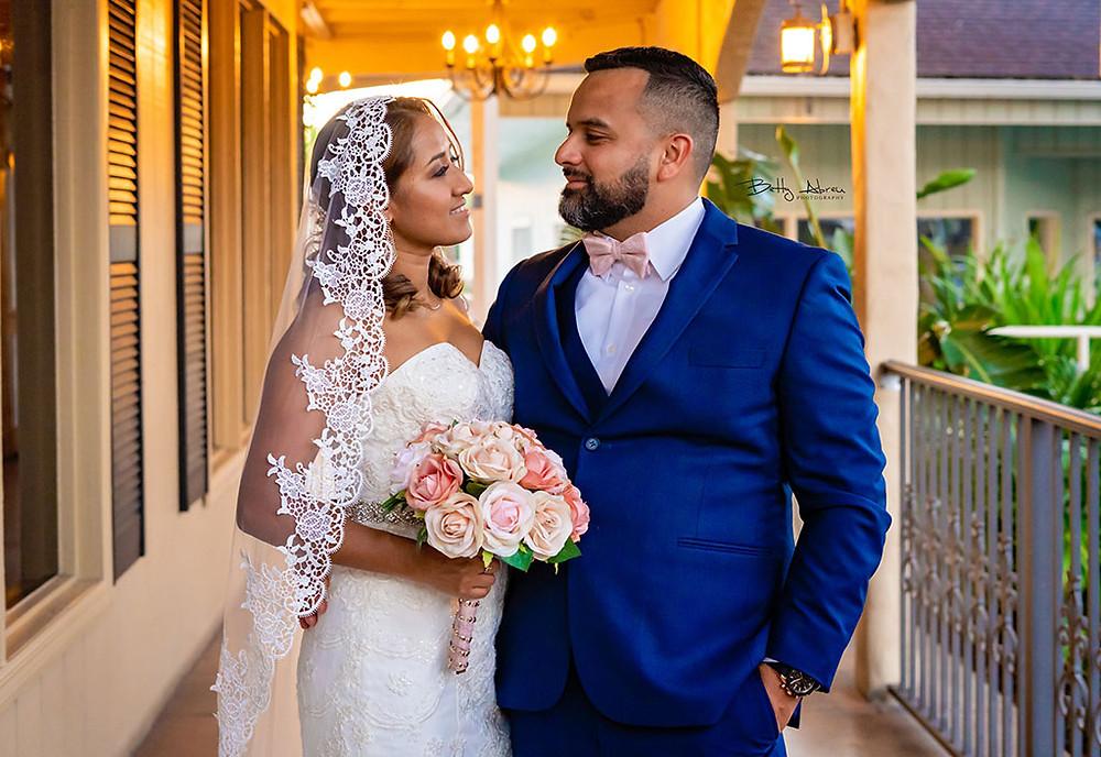 Small Weddings at Crystal Ballroom on the Lake