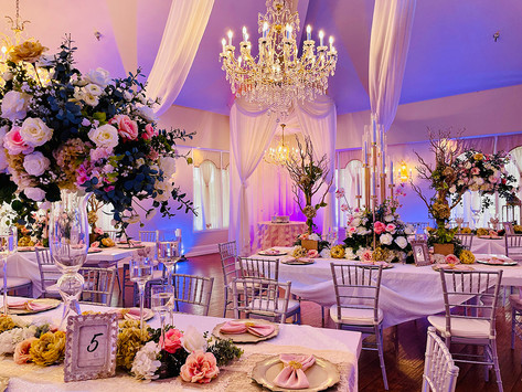 Design a Dream with Your Wedding Flowers
