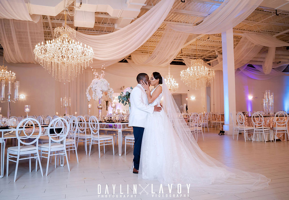 Crystal Ballroom Brandon Wedding Venue