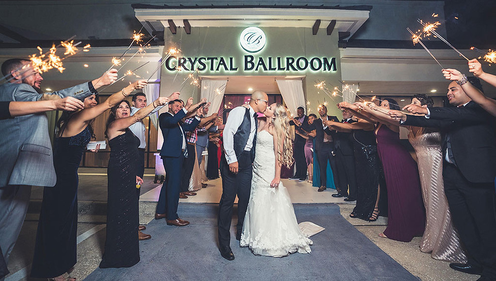 Sparkler Wedding Exit at Your Wedding Venue