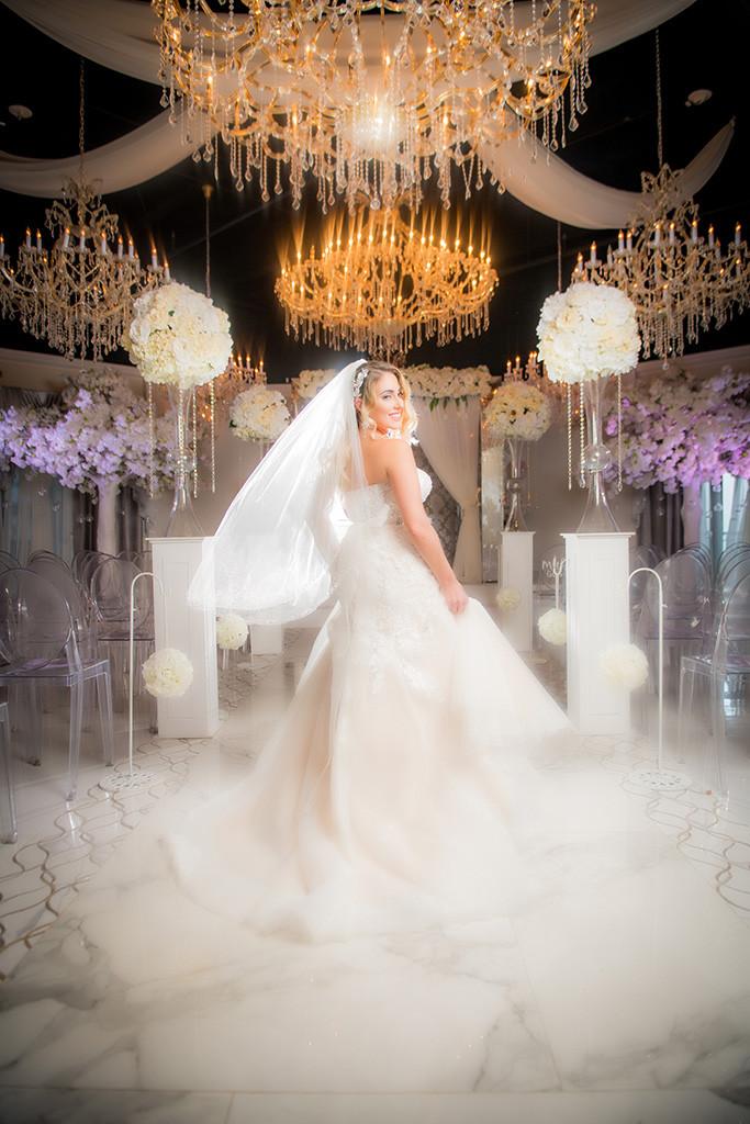 Wear your wedding dress to Crystal Ballroom BeachPlace