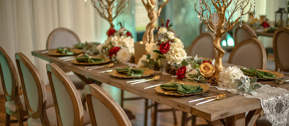 Designing a Rustic Wedding
