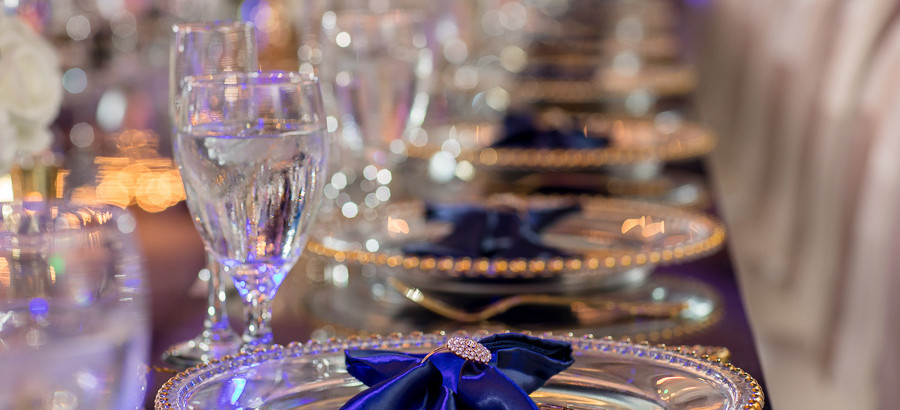 Food Manager at your Wedding Venue