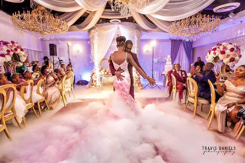 Wedding DJ at Crystal Ballroom BeachPlace