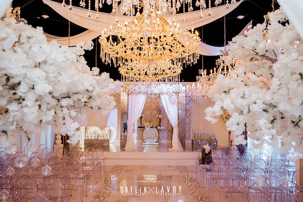 Crystal Ballroom on Lake Melva