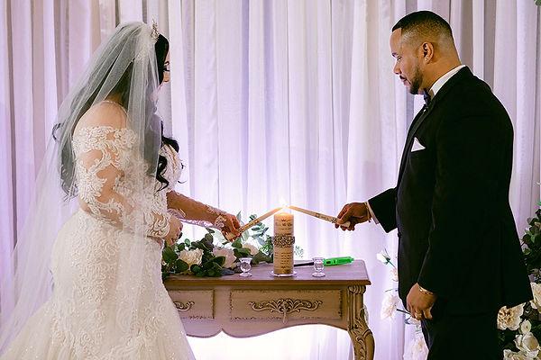 wedding ceremony officiant