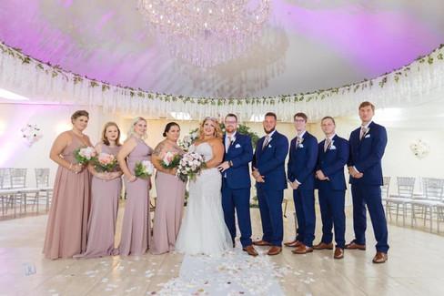 Crystal Ballroom Ocala Wedding Venue