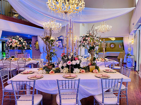 Banquet Hall Receptions