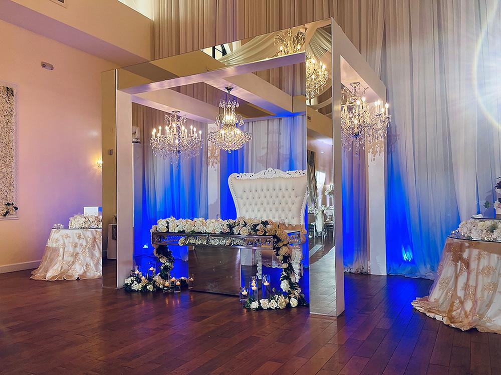 Wedding at Crystal Ballroom