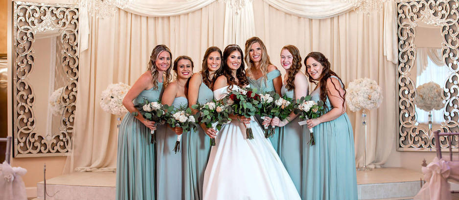 Choosing Your Wedding Party