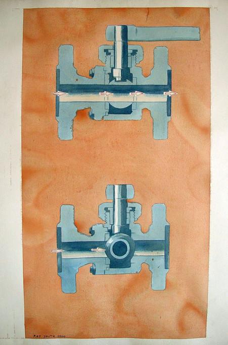 MachineryWatercolorOrange2.JPG