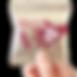Gute Handvoll nachhaltige Snack-Tüte mit Obstkrachern mit Werbedruck Trockenfrüchte