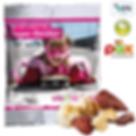Päx Nüsse und Trockenfrüchte in Minitüte mit Logo