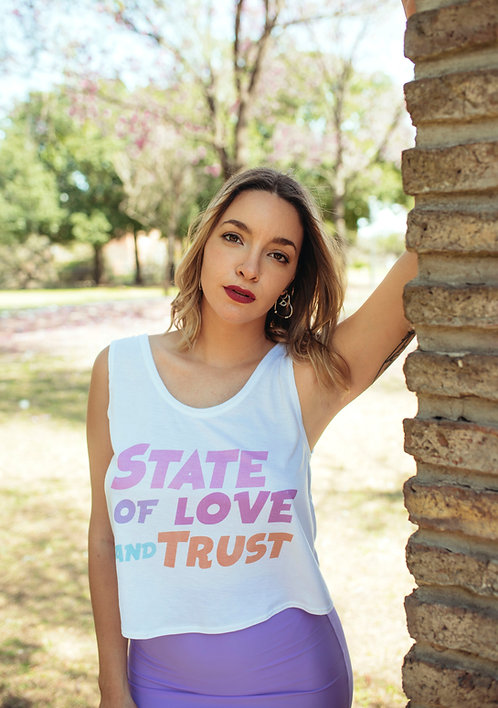 """Pupera """"State of love and trust"""""""