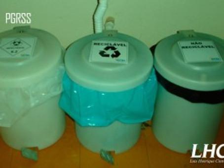 PGRSS – Vigilância Sanitária & Meio Ambiente.