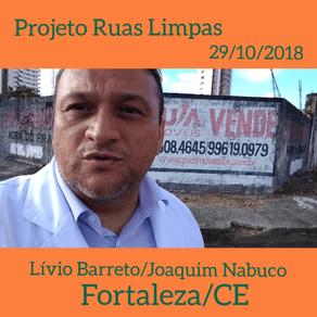 Projeto Ruas Limpas, vamos acreditar amigos!!