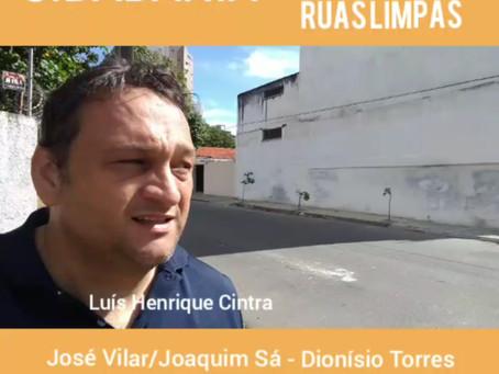 Cidadania – Projeto ruas limpas