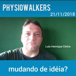 Mensagem Physiowalkers – 21/11/2018