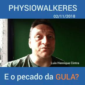 Mensagem Physiowalkeres – 02/11/2018
