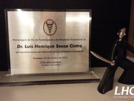 Homenagem  – Câmara dos Vereadores de Fortaleza