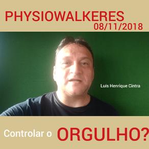 Mensagem Physiowalkeres – 08/11/2018