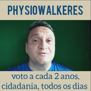 Mensagem Physiowalkeres – 25/10/2018