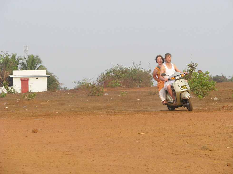 Goa scooter