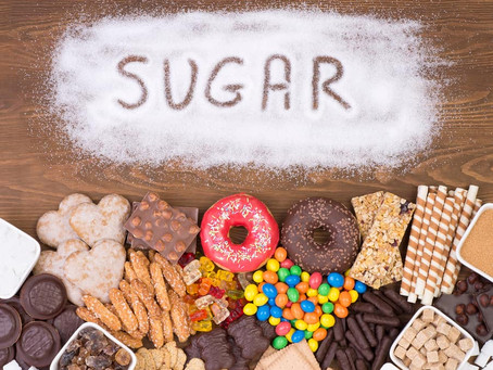 How does sugar affect fertility?